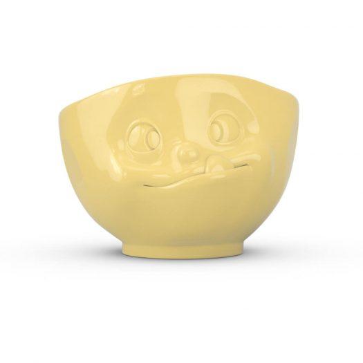 Yellow Bowl Tasty