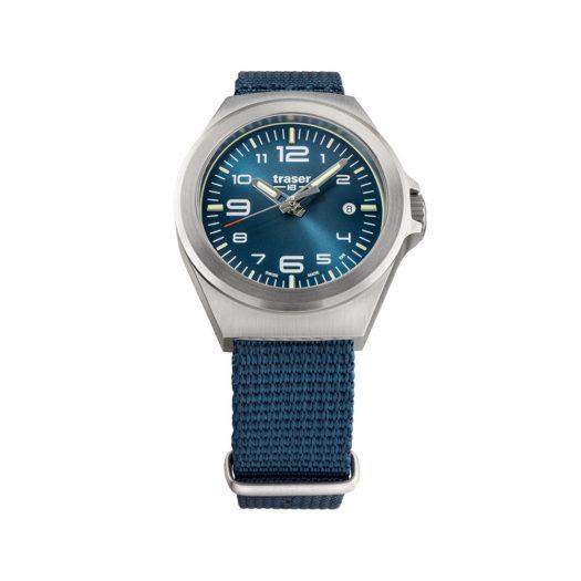 Traser - P59 Essential S Blue Nato Watch