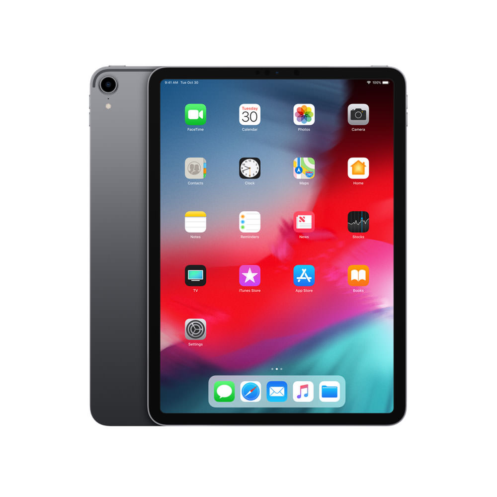 Apple iPad Pro 12.9 inch 3rd Gen 64GB, 6GB, 4G LTE – MTHL2LL/A. – Space Gray