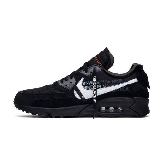 Nike Air Max 90 Off-White Black