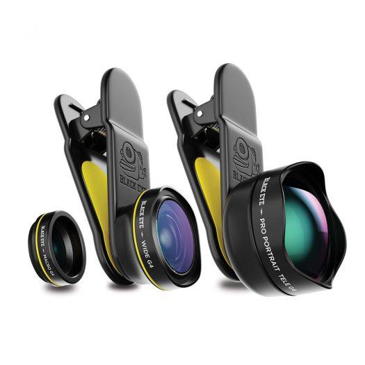 BLACK EYE Travel Kit G4 Combo Package Lens