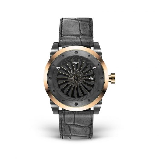 Zinvo Blade Fusion Automatic Watch For Men