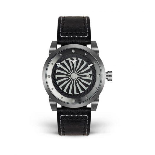 Zinvo Blade Gunmetal Automatic Watch For Men