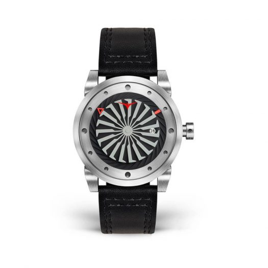 Zinvo Blade Silver Automatic Watch For Men
