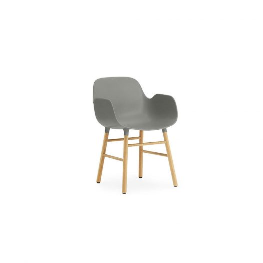 Normann Copenhagen Form Armchair Oak