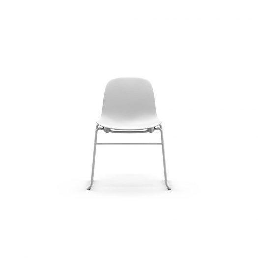 Normann Copenhagen Form Chair Stacking Steel