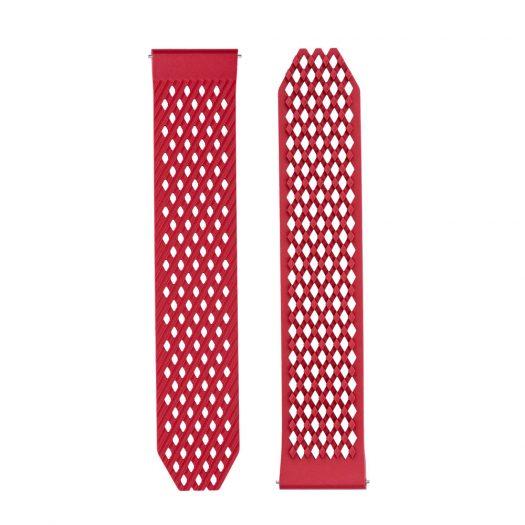 Noomoon Watch Strap - Red