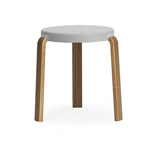 Normann Copenhagen Tap Stool Walnut
