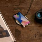 Solo Wireless Charger Ash Carbon