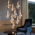 Voronoi-3-decorative-led-bulb-Brass-Pendant-lifestyle-1-1
