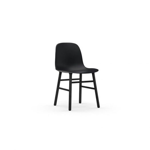Normann Copenhagen Form Chair Black