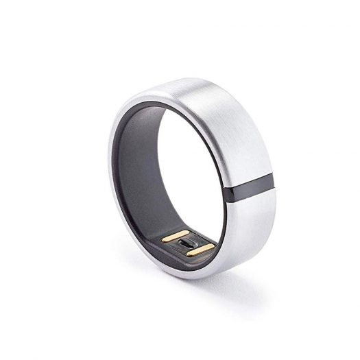 Motiv Ring Fitness, Sleep and Heart Rate Tracker Silver
