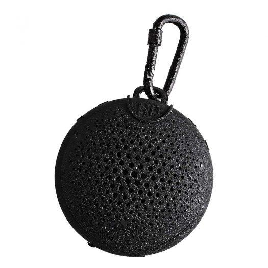 Boompods Aquablaster Bluetooth Wireless Speaker with Amazon Alexa - Black