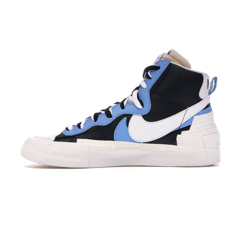 Nike Blazer High sacai White Black