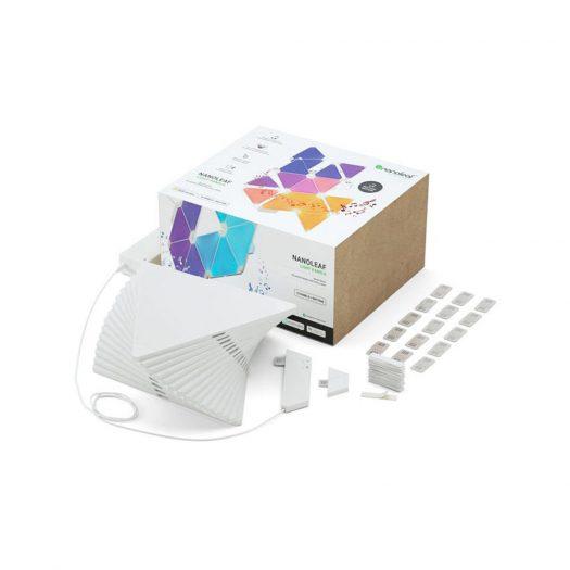NANOLEAF Light Panels Smarter Kit Rhythm Edition