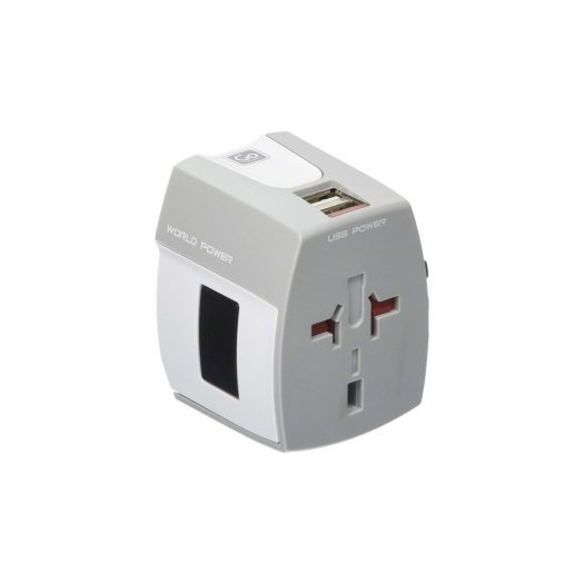 Universal Travel Adaptor Plug - Go Travel 402