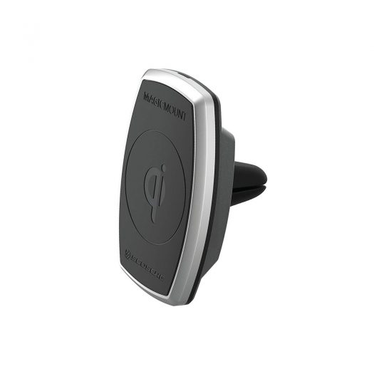 SCOSCHE MagicMount Pro Charge 10W Magnetic Qi Certified Smartphone Vent Mount for The Car