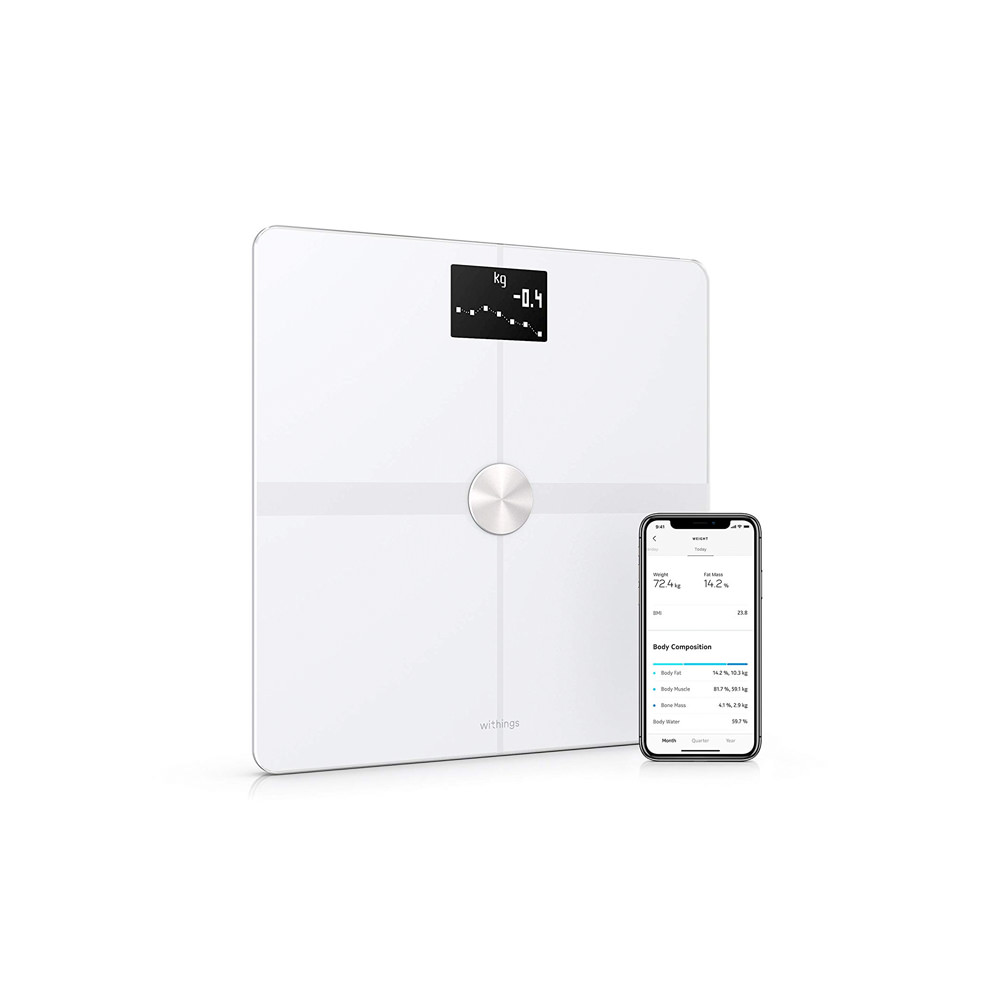 Wi-Fi Smart Scale – Nokia Withings