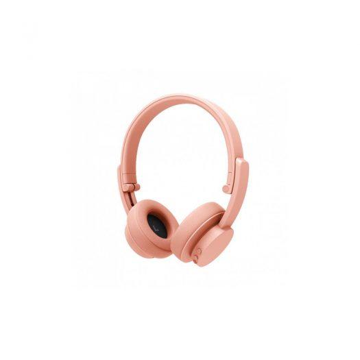 URBANISTA Detroit Wireless On-Ear Headphones Dark Cheeky Peach