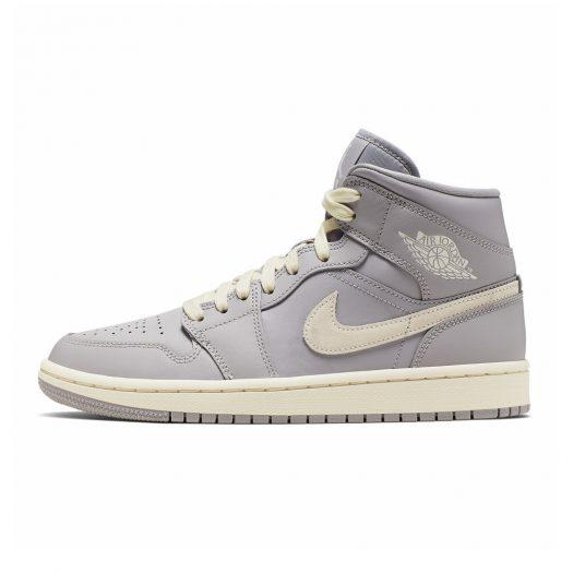 Jordan 1 Mid Atmosphere Grey Pale Ivory (W)