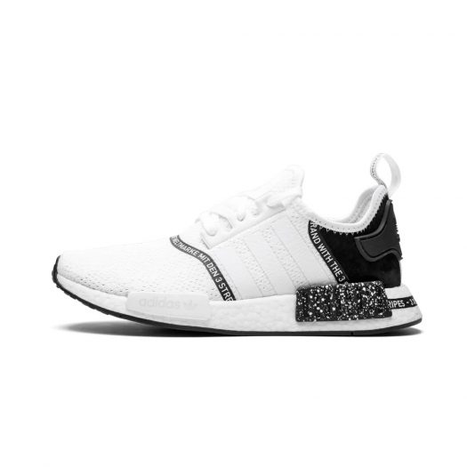 adidas NMD R1 Speckle Pack White