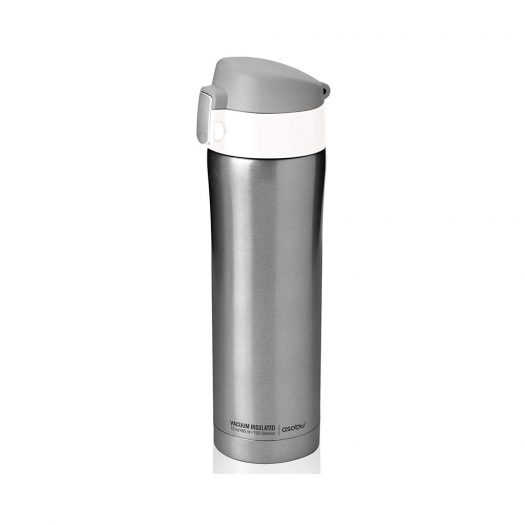 Asobu Diva Insulated Thermos Container Silver