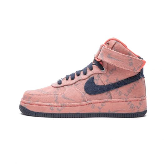 Nike Air Force 1 High Levi's Exclusive Denim