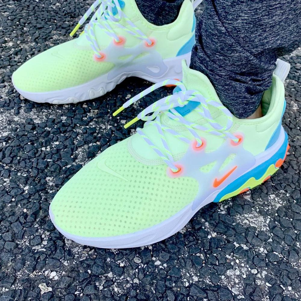 Nike React Presto Barely Volt - OFour