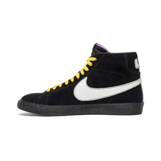 Nike Blazer Mid LA vs NYC