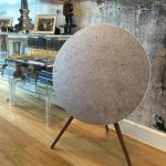Cover BeoPlay A9 – Concrete