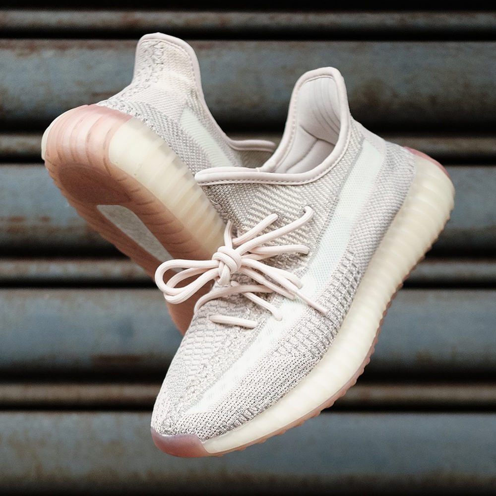 Yeezy Boost 350 V2 Infant 'Citrin Non-Reflective'