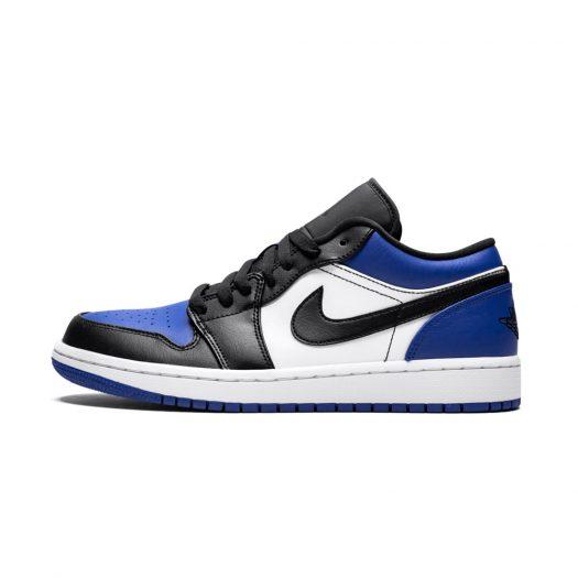 Jordan 1 Low Royal Toe