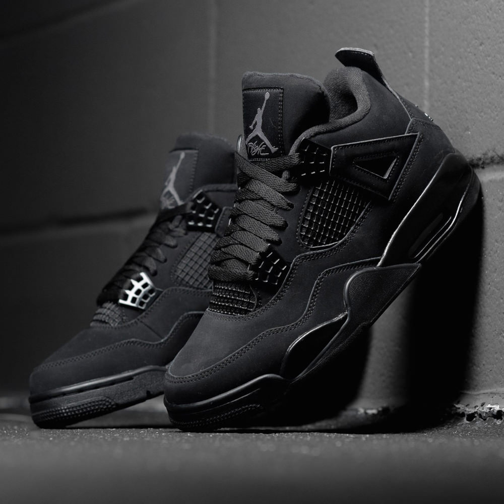 Anfibio Empuje China  Jordan 4 Retro Black Cat (2020) - OFour