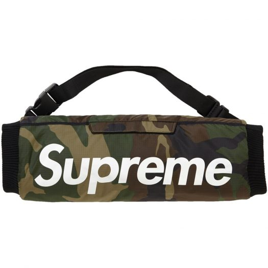 Supreme Hand Warmer Woodland Camo