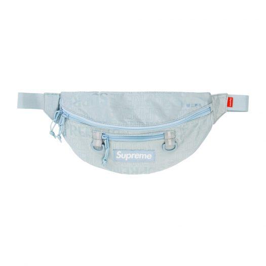 Supreme Waist Bag (SS19) Ice