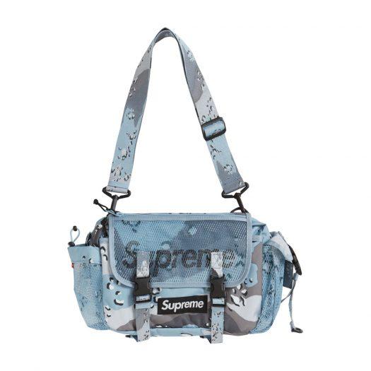 Supreme Waist Bag (SS20) Blue Desert Camo