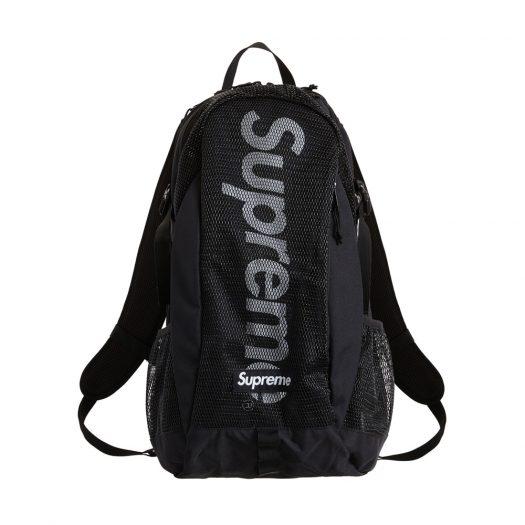 Supreme Backpack (SS20) Black