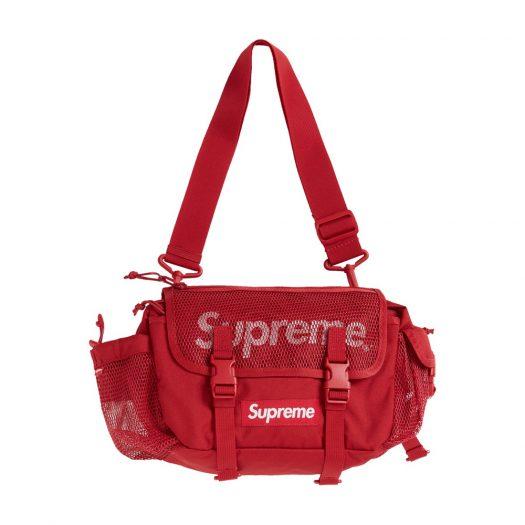 Supreme Waist Bag (SS20) Red