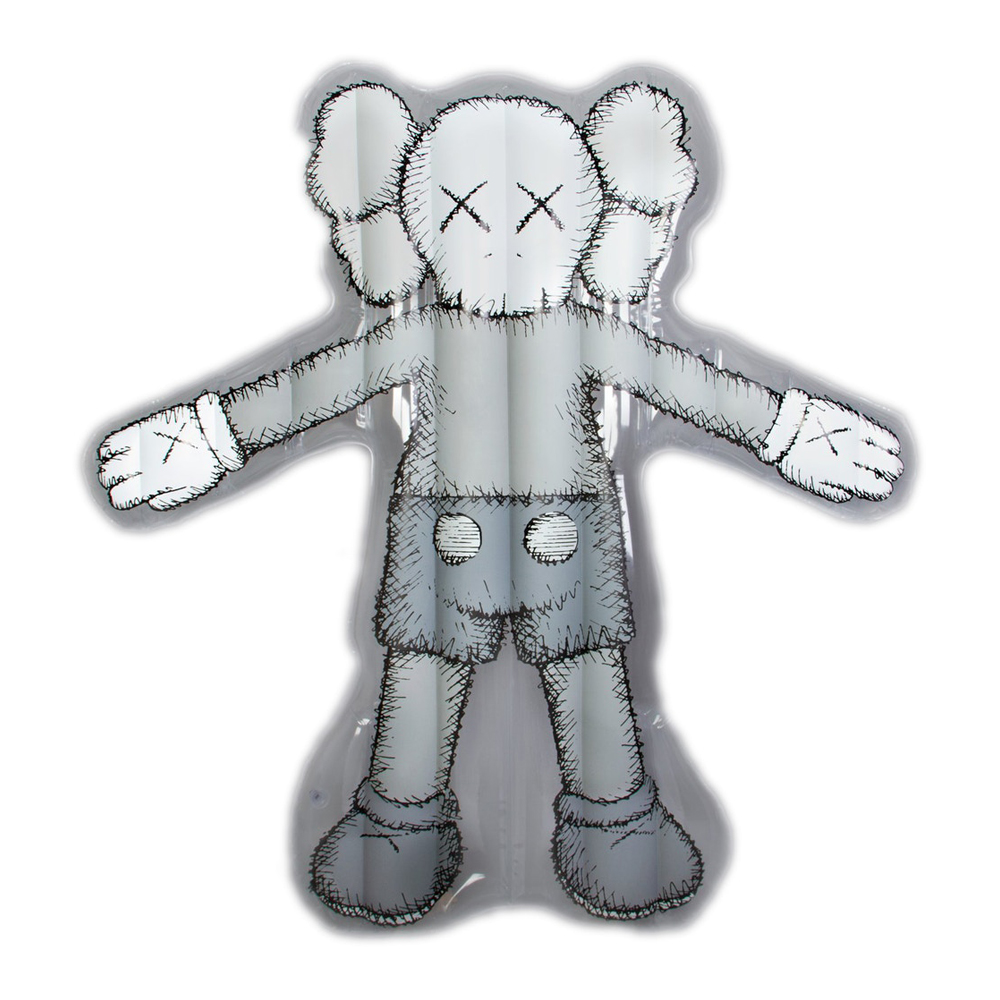 KAWS HOLIDAY Hong Kong Floating Bed Grey