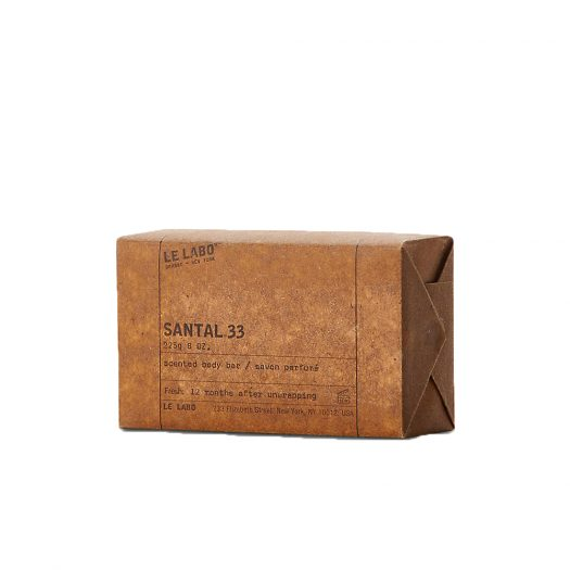Santal 33 Scented Body Bar 225g By LE LABO