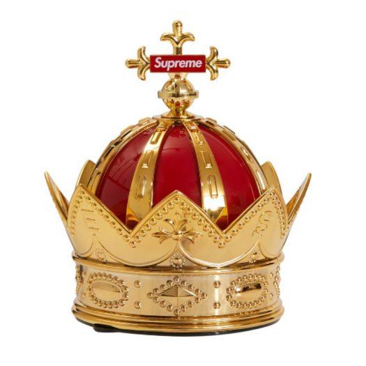 Supreme Crown Air Freshener Red