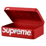 Supreme Lock Box Red