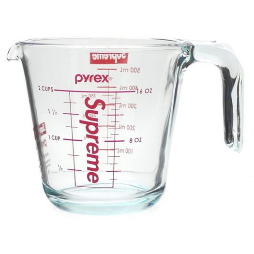 Supreme Pyrex 2-Cup Measuring Cup Clear