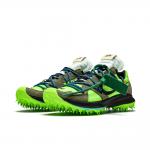 Nike Zoom Terra Kiger 5 OFF-WHITE Electric Green (W)