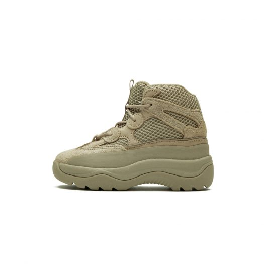 adidas Yeezy Desert Boot Rock (Infant)