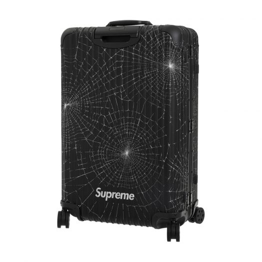 Supreme RIMOWA Check-In L Black