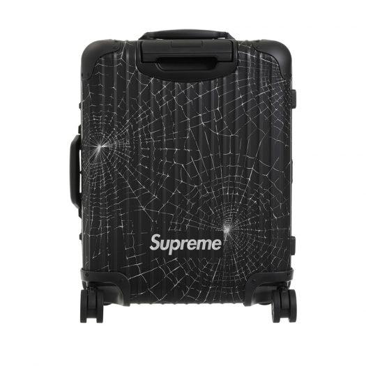 Supreme RIMOWA Check-In L Black