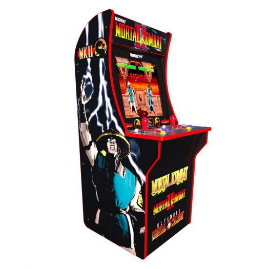 Arcade1up Mortal Kombat Arcade Cabinet