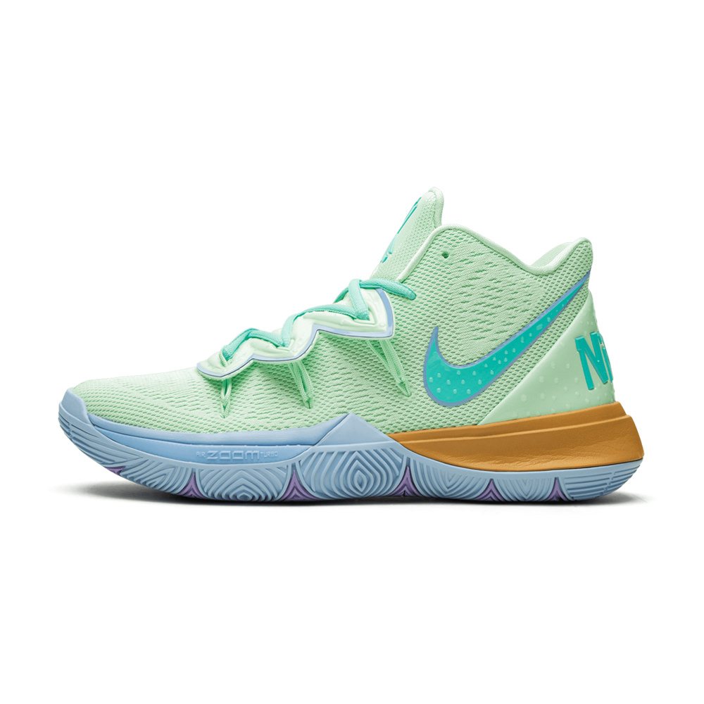Nike Kyrie 5 Spongebob Squidward - OFour