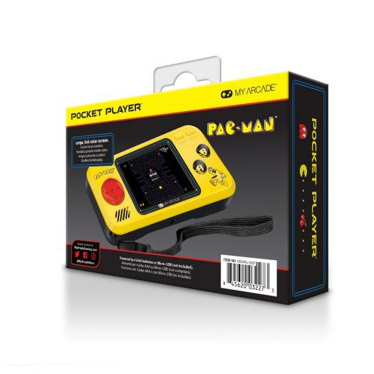 My Arcade® PAC-MAN™ Pocket Player™